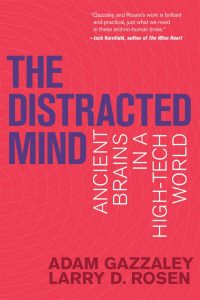 distracted mind psychology